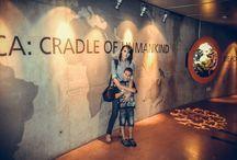 Cradle of humankind - Maropeng / I do NOT believe in evolution.