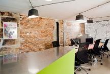 SKPG Cribs / Design ideas for SKPG new office move