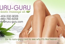 Business Cards / by Nuru Gel by Nuru Guru