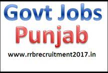Govt jobs in Punjab / http://www.indiagovtnaukri.com/govtjobsinpunjab