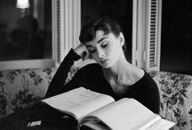 Audrey Hepburn goodness. / by Kat Jackson