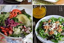 Salad and side dishes