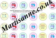 Martisanne clipart ,collages for sale