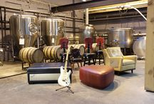 Fender Furniture by Classic Leather / Our officially licensed Fender furniture is 100% made in the USA. Available direct to consumer through our website: enthusiastfurniture.com