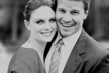 Bones!!!  David and Emily / by Jackie McLain