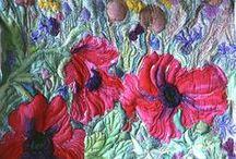 nicky perryman tekstil art