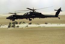 El helicóptero en la guerra de Irak (02 Ago 1990 - 28 Feb 1991)
