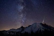 The night sky / by Judy Stephens