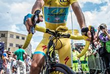 Cyclists / Professional cyclist riding for various teams around the world / by Steve
