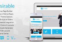 Desirable - Responsive Multi-Purpose Business Theme / http://themeforest.net/item/desirable-responsive-multipurpose-business-theme/10413664?ref=zozothemes