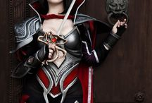 Cosplay Fiora / Cosplay de Fiora de (League Of Legeds)