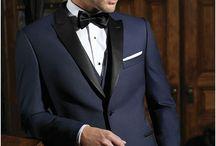 Wedding tux for my man
