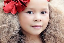 Curly Kids / The cutest curly kids you can imagine! / by Mixed Chicks