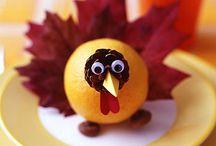 Thanksgiving / by Rhondi DiGiorno ~ Big Mama's Home Kitchen
