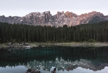 Last shot of Carezza! This was the most reflective place I visited this year!