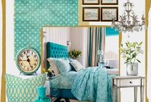 Master bedroom ideas / by Tania Frost