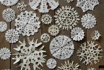 Christmas - Snowflakes