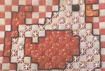 bord.tecido xadrez