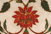 Mughal Decorative Pattern