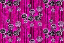 Fabric: Spoonflower