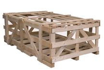 wooden crates supplier in India