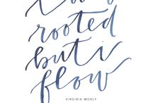 Virginia Woolf inspiration