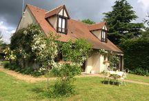 """Gîte Essonne """"Le Gîte du Champ blanc"""" / Situé dans la vallée de la Juine, ce gîte indépendant est situé en lisière de champs et à proximité de la forêt. Un grand jardin est à disposition pour profiter du soleil de l'Essonne. (G910046)"""