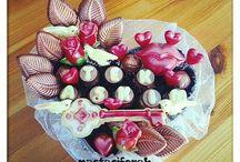 Çikolata / kişiye özel konsept çikolatalar
