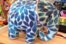 Cute Softie Patterns / Patterns from great Aussie designers available @ www.braidcraft.com.au