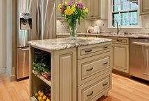 Kitchen makeover / by Stacy Turner
