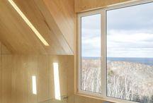 ARQ CANADÁ / Arquitectura que nos encontramos en Canadá.