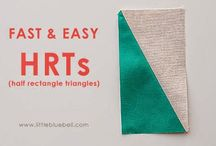 Quilting Tips / Making quilting easy peasy.