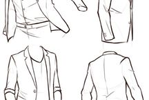 Clothes references (drawing)