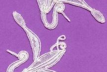 Withof bobbin lace