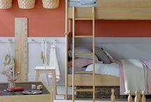 Habitaciones infantiles / Un catálogo de espacios posibles para la habitación de los niños  Minteirorismo Design (Miriam Castro - Diseñadora de interiores)
