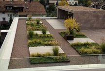 Teras Düzenlemesi / Green roof