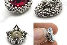 beaded jewelry idea