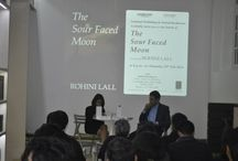 """The Sour Faced Moon / The Fabulous Book Launch of """"The Sour Faced Moon"""" by Rohini Lall"""