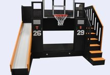 Basketball beds