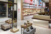 Ayakkabı Mağaza Dekorasyonu