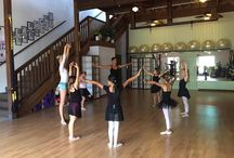 Kid Classes / Fitness classes for kids ages infant and higher.