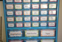 Classroom / Organization