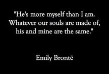 Wuthering heights....best book ever!!