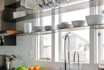 ide til opbevaring  i køkkenet