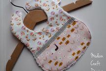 Baby bibs handmade / Bavaglini handmade