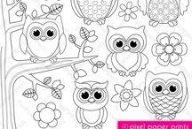 Owls/sovičky