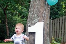 Burton's 1st bday / by Lauren Livingston