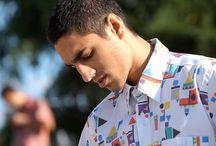 Polypop Button up Shirts
