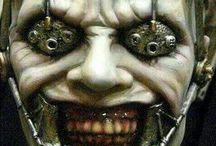 horror..