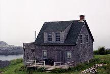 houses / by Treasure Frey